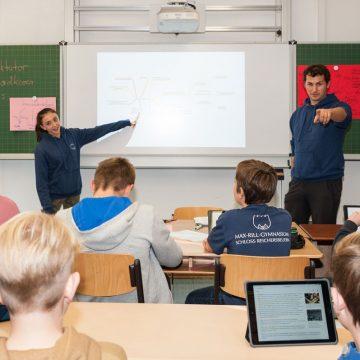 Digitaler Unterricht und politische Bildung